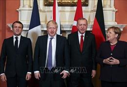 Thế bí của châu Âu trên bàn cờ Syria