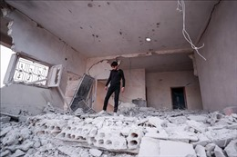 Anh, Pháp, Đức, Thổ Nhĩ Kỳ nhấn mạnh phải chấm dứt tấn công dân thường tại Syria