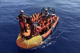 Lật thuyền ở ngoài khơi Mauritania, 58 người thiệt mạng
