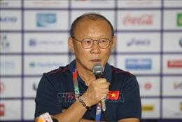 HLV Park Hang-seo: Bí quyết vô địch là 'Tinh thần Việt Nam'