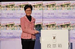 Chính quyền Hong Kong (Trung Quốc) đẩy mạnh đối thoại cộng đồng