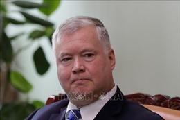 Thứ trưởng Ngoại giao Trung Quốc gặpĐặc phái viên Mỹ về Triều Tiên