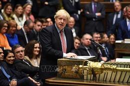 Thủ tướng Johnson quyết hoàn thành tiến trình bỏ phiếu tại Hạ viện trước Giáng sinh