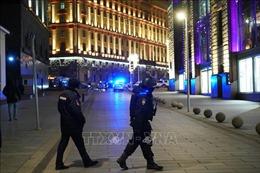Truyền thông Nga công bố thông tin về đối tượng xả súng bên ngoài trụ sởFSB