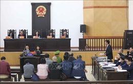 Bị cáo Nguyễn Bắc Son từ chối tiếp tục đối đáp về vai trò của mình trong vụ án
