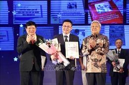 Trao giải cuộc thi tìm hiểu về chuyến thăm lịch sử của Chủ tịch Hồ Chí Minh đến Indonesia và Tổng thống Surkano đến Việt Nam