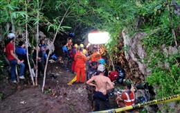 Xe buýt lao xuống từ hẻm núi cao 150m, ít nhất 24 người thiệt mạng
