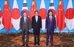 Lãnh đạo Trung Quốc, Hàn Quốc, Nhật Bản hội đàm ba bên
