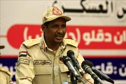 Sudan ký thỏa thuận hòa bình với một nhóm đối lập