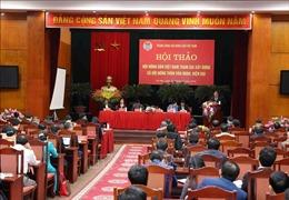 Nông dân Việt Nam xây dựng xã hội nông thôn văn minh, hiện đại