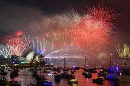 Thành phố Sydney vẫn tổ chức trình diễn pháo hoa chào đón Năm mới 2020