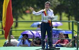 Colombia: Thủ đô Bogota có nữ thị trưởng đầu tiên