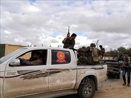 Libya: Giao tranh tiếp diễn ở phía Nam thủ đô Tripoli
