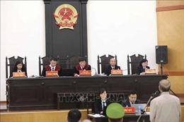 Xét xử 2 nguyên lãnh đạo TP Đà Nẵng: Bắt đầu tiến hành xét hỏi các bị cáo