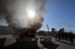 Vụ sân bay Baghdad bị không kích: EU mời Ngoại trưởng Iran tới Brussels