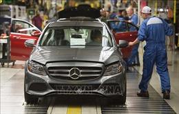 Thu hồi hàng trăm nghìn xe Mercedes-Benz do cửa mái dễ bị long