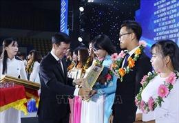 Hội Sinh viên Việt Nam đón nhận Huân chương Độc lập Hạng Nhất