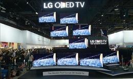 LG Electronics sắp ra mắt 14 mẫu TV OLED mới