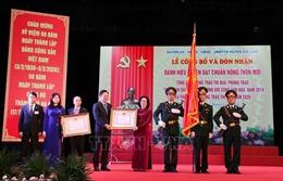 Huyện Gia Lâm xây dựng nông thôn mới gắn với phát triển đô thị
