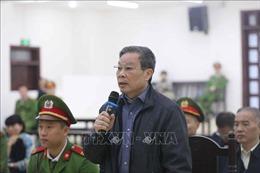 Bị cáo Nguyễn Bắc Son kháng cáo xin giảm nhẹ hình phạt