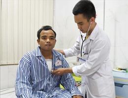 Bệnh viện Đa khoa vùng Tây Nguyên lần đầu tiên thực hiện ca phẫu thuật tim hở