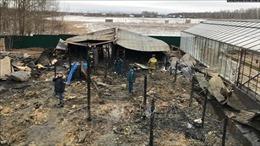 Thứ trưởng Nga xác nhận người thiệt mạng trong vụ cháy là công dân Việt Nam