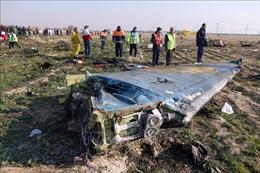Có sự can thiệp trái phép trong vụ máy bay chở khách Ukraine rơi tại Iran
