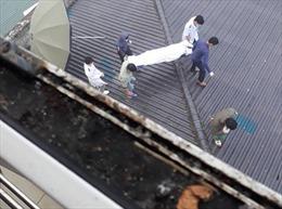 Bệnh nhân tử vong khi rơi từ tầng 7 của bệnh viện