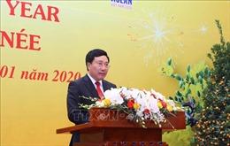 Tiếp tục nâng cao vai trò của Việt Nam, làm sâu sắc thêm quan hệ với các nước