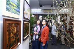 Khai mạc triển lãm tranh Xuân Canh Tý 2020