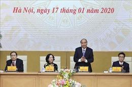Thủ tướng gặp mặt đại diện các tổ chức chính trị - xã hội và hội quần chúng