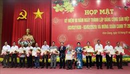 Kiên Giang: Kỷ niệm 90 năm Ngày thành lập Đảng và mừng Xuân Canh Tý 2020
