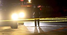Hai cảnh sát Mỹ bị bắn trong khu dân cư