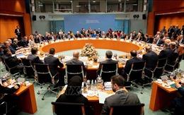 Hội nghị hòa bình Libya: Các bên nhất trí về một giải pháp chính trị toàn diện
