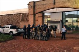 Paraguay: 75 tù nhân vượt ngục qua đường hầm gần biên giới Brazil