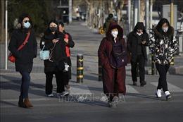 Dịch bệnh viêm phổi do virus corona: Thủ đô Bắc Kinh của Trung Quốc nâng mức cảnh báo lên cao nhất