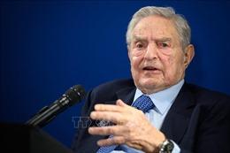 WEF 2020: Tỷ phú George Soros đóng góp 1 tỷ USD