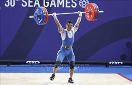 Cử tạ Việt Nam nỗ lực giành suất tham dự Olympic Tokyo 2020
