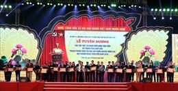 Tuyên dương thành tích xuất sắc trong xây dựng nông thôn mới ở Trấn Yên, Yên Bái