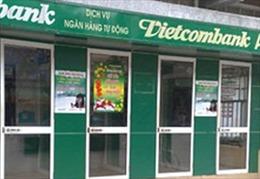 Vietcombank điều chỉnh một số nội dung của dịch vụ Nạp tiền vào Ví điện tử
