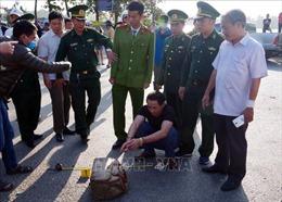 Thừa Thiên- Huế: Bắt giữ 3 đối tượng, thu giữ 14 bánh heroin