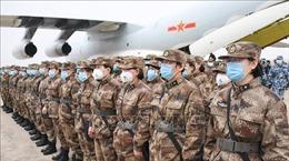 Các bệnh viện dã chiến tại Vũ Hán, Trung Quốc bắt đầu tiếp nhận bệnh nhân