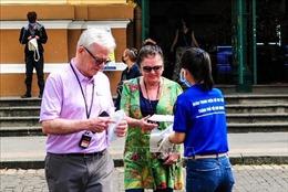 Ngành du lịch Việt Nam chủ động kiểm soát tác động của dịch bệnh