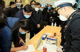 Sẽ có 91 hành khách Trung Quốc trở về nước bằng đường sắt tối 3/2