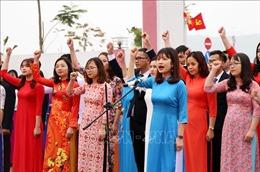 Quảng Ninh kết nạp đảng viên đợt 3 cho 30 quần chúng ưu tú