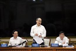 TP Hồ Chí Minh sẽ xây dựng bệnh viện bệnh lý hô hấp cấp tính phù hợp tình hình dịch bệnh