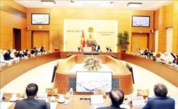 Nghị quyết về sắp xếp các đơn vị hành chính một số địa phương vùng Đồng bằng sông Hồng