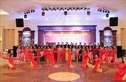 Câu lạc bộ đồng hương Xiêng Khoảng thủ đô Viêng Chăn gặp mặt đầu Xuân Canh Tý 2020