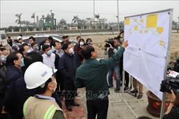 Bộ trưởng GTVT: Đề nghị Ninh Bình sớm bàn giao mặt bằng thi công cao tốc Bắc - Nam