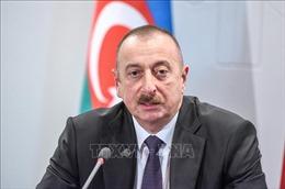 Tổng thống Azerbaijan tuyên bố xung đột ở Nagorny-Karabakh là chuyện quá khứ